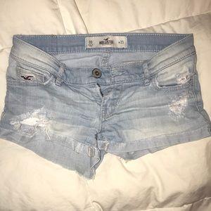 Hollister jean shorts size 00 (23)